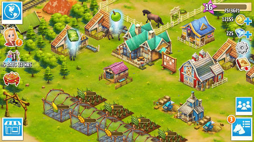 Horse haven: World adventures pour Android