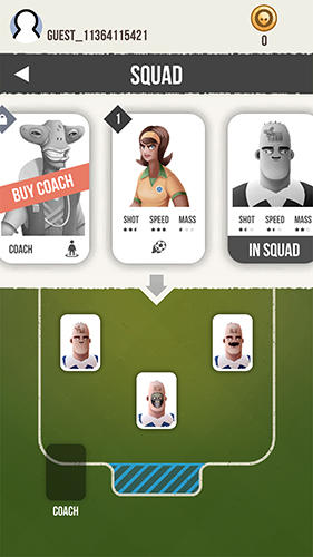Pitch invaders para Android