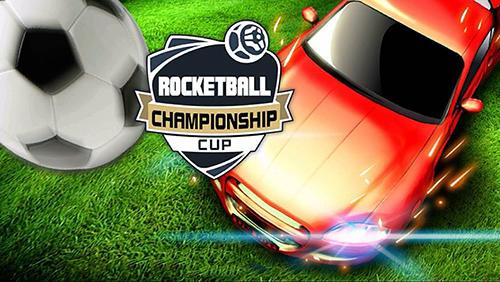 Rocketball: Championship cup скриншот 1