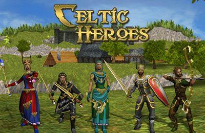 logo Keltische Helden