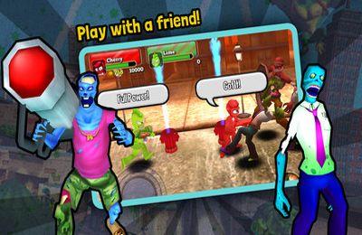 多人游戏(蓝牙):下载邪恶双胞胎到您的手机