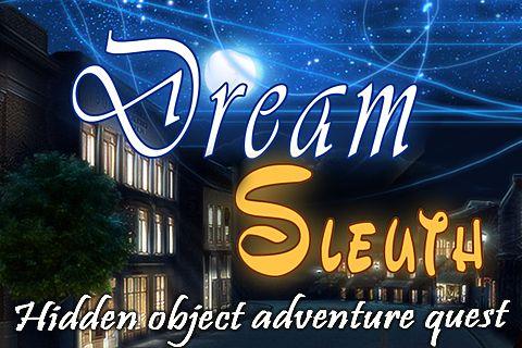 logo Sabujo dos sonhos: Busca de aventura dos objetos escondidos