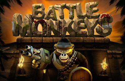 logo Battle Monkeys