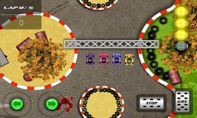 Racing Zombie GP for smartphone