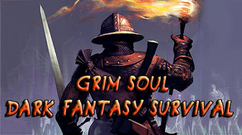 Grim soul: Dark fantasy survival captura de tela 1