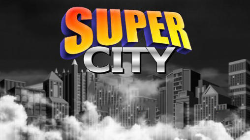 Super city: Superhero sim Screenshot