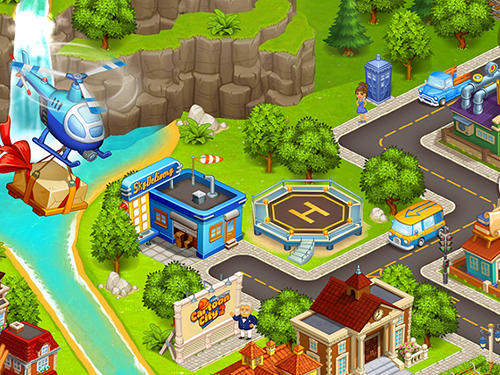 Cartoon city 2: Farm to town para Android