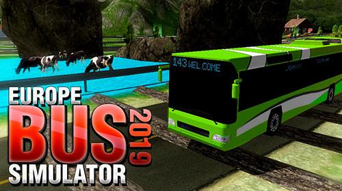 Europe bus simulator 2019 screenshot 1