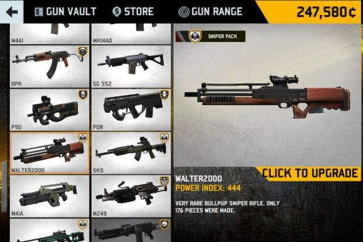 Schießstand-Spiele Gun master 3D auf Deutsch