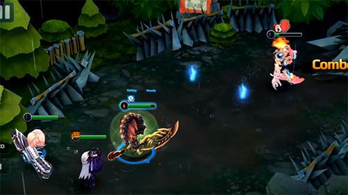 Strategische RPG-Spiele Hero covenant auf Deutsch