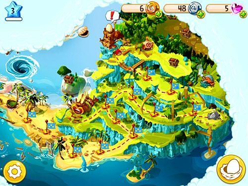 Screenshot Angry Birds: Episch auf dem iPhone