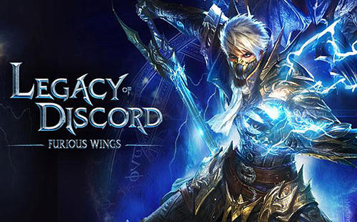 Legacy of discord: Furious wings Screenshot