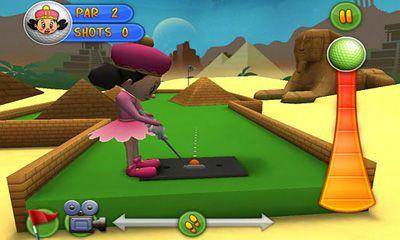 Putter King Adventure Golf capture d'écran