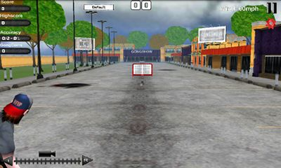 Gongshow Saucer King Screenshot