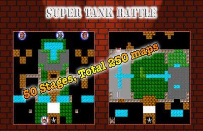 логотип Танковое супер сражение