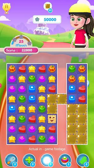 Cake jam for Android