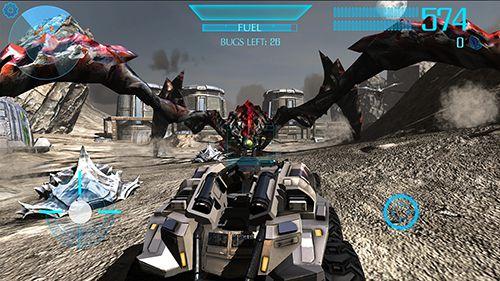 Actionspiele: Lade Osiris: Schlachtfeld auf dein Handy herunter