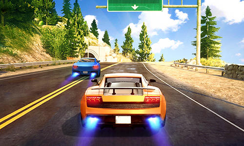 Street racing 3D pour Android