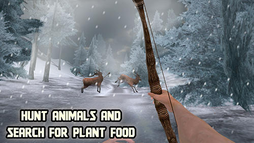 Action Siberian survival: Winter 2 for smartphone