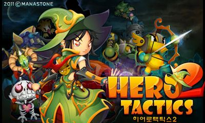 Hero Tactics 2 captura de pantalla 1
