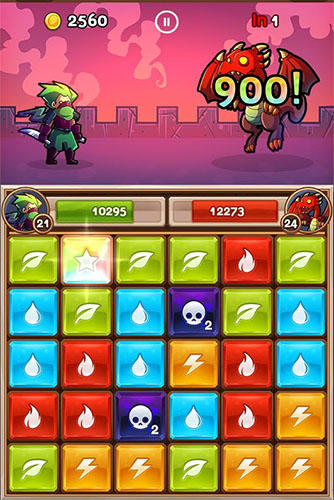 Gem hunters screenshot 3