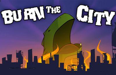 logo Burn the city!