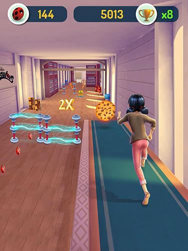 Miraculous Ladybug and Cat Noir: The official game Screenshot