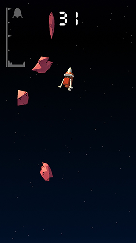 Arcade games: download Lander pilot to your phone