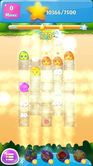 Jelly jam splash: Match 3 Screenshot