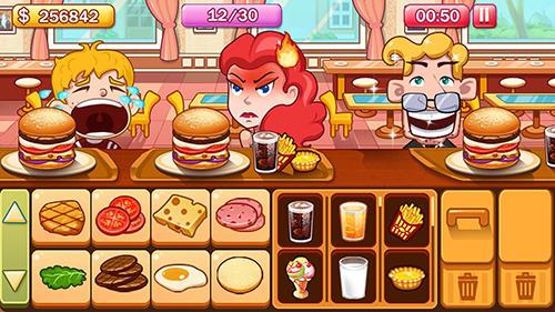 Burger tycoon auf Deutsch