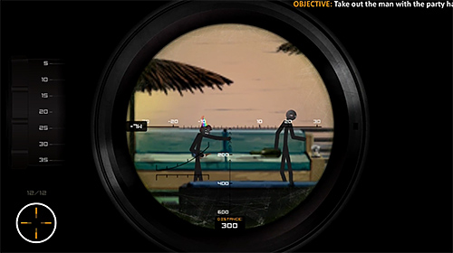 Clear vision 4: Free sniper game pour Android