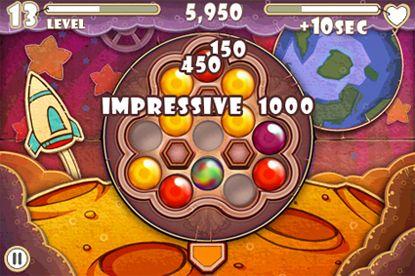 Arcade-Spiele: Lade Spinizzle auf dein Handy herunter