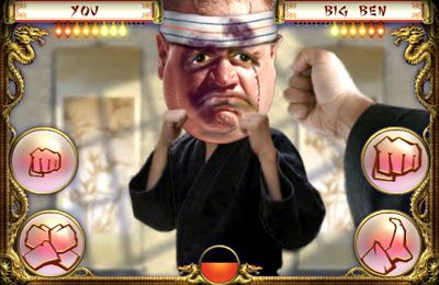 Face fighter in English