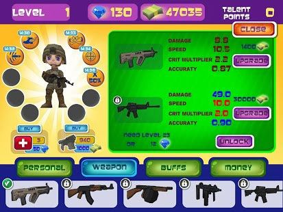 Toy patrol shooter 3D Helloween para Android