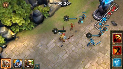 Legendäre Helden für iPhone