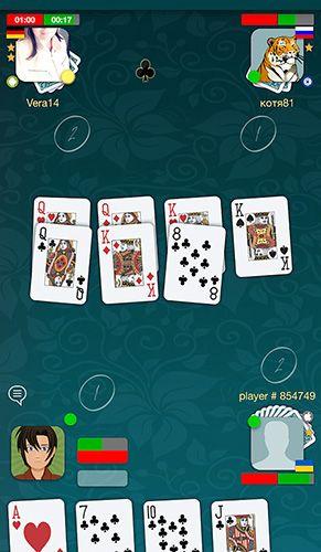 Glücksspiele: Lade Durak Online auf dein Handy herunter