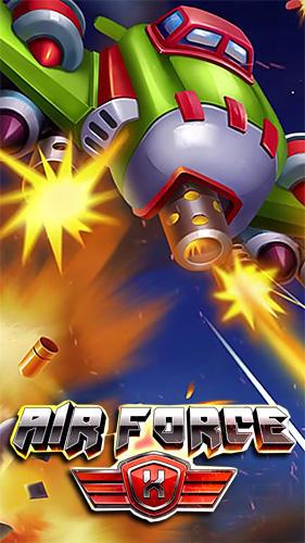 Air force X: Warfare shooting games screenshots
