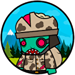 Zombie forest Symbol
