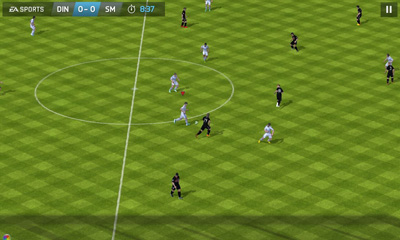 Football games FIFA 14 in English