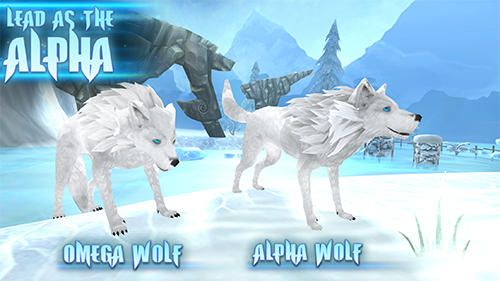 Wolf: The evolution. Online RPG screenshots