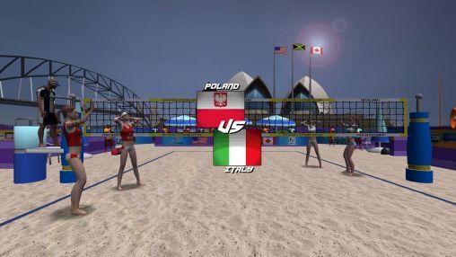 Sportspiele Volleyball: Extreme edition für das Smartphone
