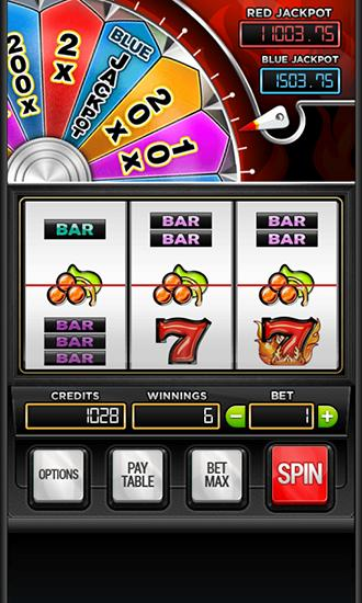Flaming jackpot slots pour Android