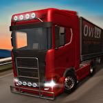 Symbol Euro truck driver 2018