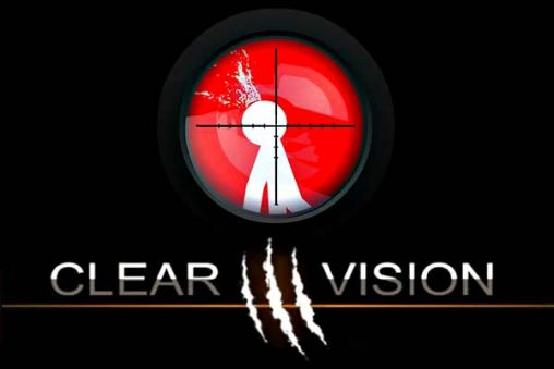 Clear Vision 3: Sniper shooter captura de pantalla 1
