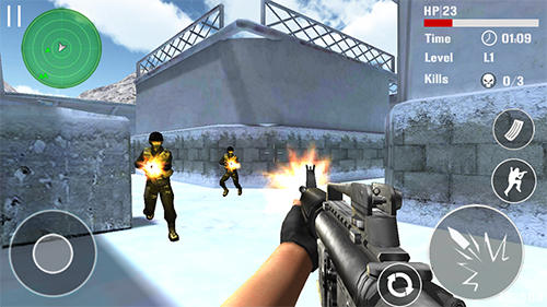 Counter terrorist shoot для Android