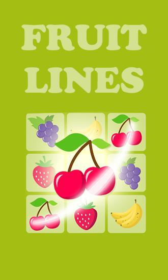 Fruit lines captura de pantalla 1