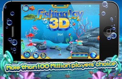 Аркады игры: скачать FishingJoy3D на телефон