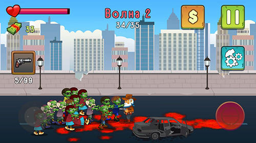 Two guys and zombies para Android
