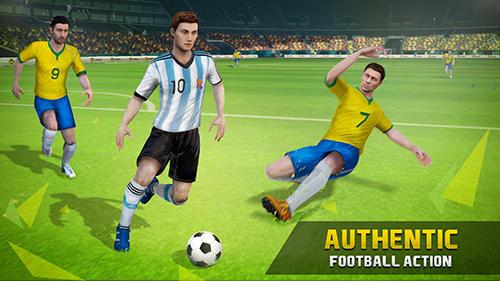 Juegos deportivos Soccer star 2016: World legend para teléfono inteligente