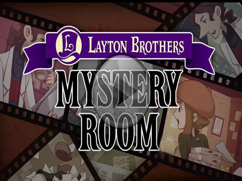 logo Layton Brüder: Geheimnisvoller Raum